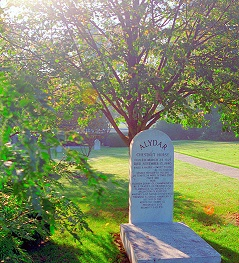 Alydar's Grave Calumet Farm, Kentucky/Wikipedia/David Paul Ohmer