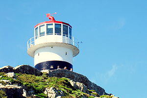 Image: Public Domain/Cape Point Old Lighthouse