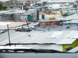 Shanty town/South Africa