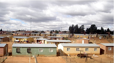 Image: RDP Houses in Soweto (RDP stands for the government's Reconstruction and Development Programme)/Creative Commons Attribution 2.0 Generic/ http://flickr.com/photos/31829812@N00/943005513